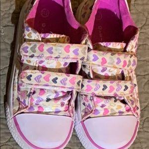 [Size 11.5] EUC ♥️💜 Girls Sneakers